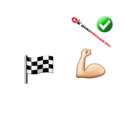 http://www.quizanswers.com/wp-content/uploads/2015/02/race-flag-arm-guess-the-emoji.jpg