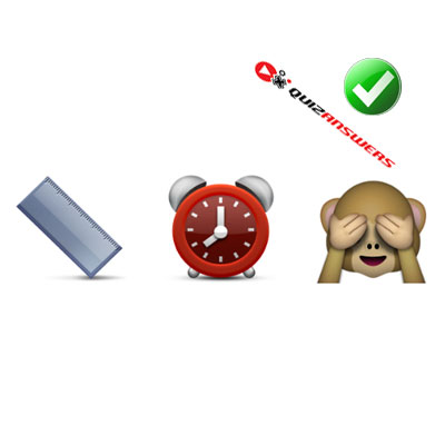 http://www.quizanswers.com/wp-content/uploads/2015/02/ruler-clock-monkey-guess-the-emoji.jpg