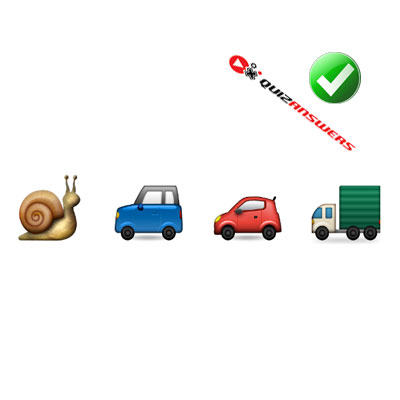 http://www.quizanswers.com/wp-content/uploads/2015/02/snail-cars-guess-the-emoji.jpg