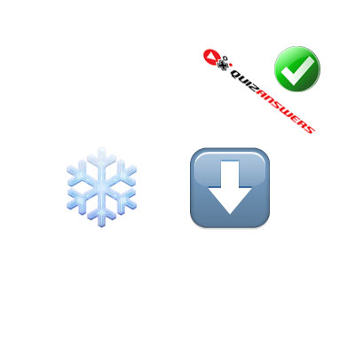 http://www.quizanswers.com/wp-content/uploads/2015/02/snowflake-arrow-guess-the-emoji.jpg