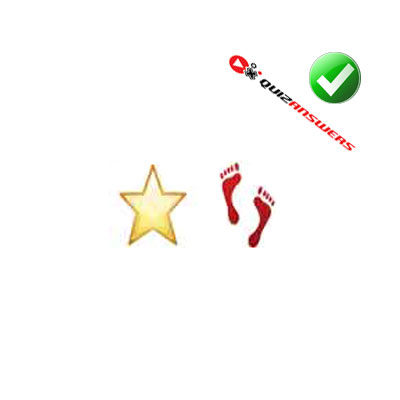 http://www.quizanswers.com/wp-content/uploads/2015/02/star-footprints-guess-the-emoji.jpg