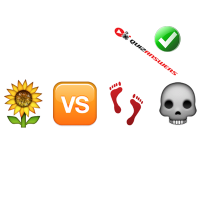 http://www.quizanswers.com/wp-content/uploads/2015/02/sunflower-vs-feet-skull-guess-the-emoji.png