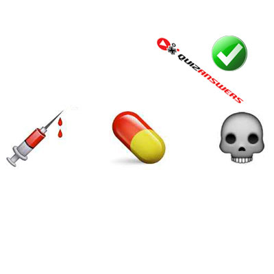 http://www.quizanswers.com/wp-content/uploads/2015/02/syringe-pill-skull-guess-the-emoji.jpg