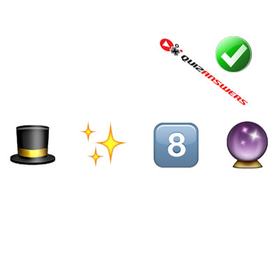 http://www.quizanswers.com/wp-content/uploads/2015/02/top-hat-stars-number-8-globe-guess-the-emoji.jpg