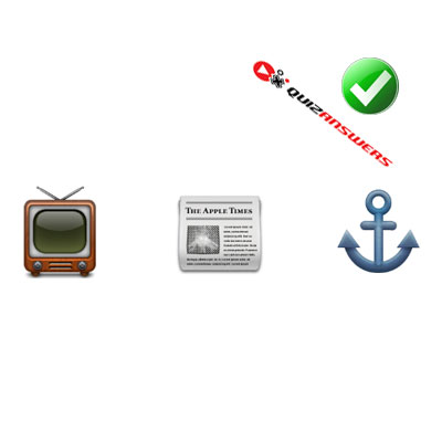 http://www.quizanswers.com/wp-content/uploads/2015/02/tv-paper-anchor-guess-the-emoji.jpg