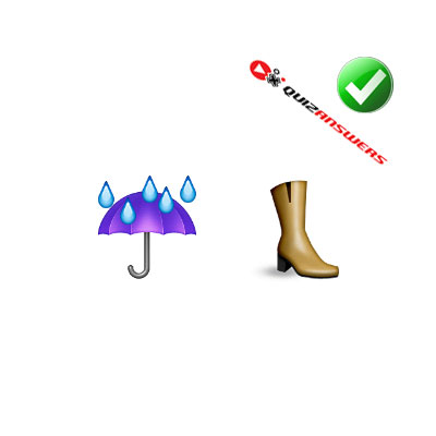 http://www.quizanswers.com/wp-content/uploads/2015/02/umbrella-boot-guess-the-emoji.jpg
