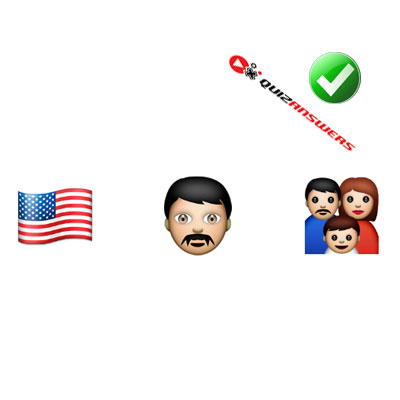 http://www.quizanswers.com/wp-content/uploads/2015/02/us-flag-man-family-guess-the-emoji.jpg
