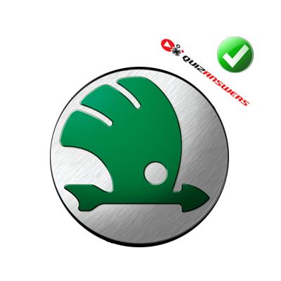 Green Arrow Brand Logo  Letters