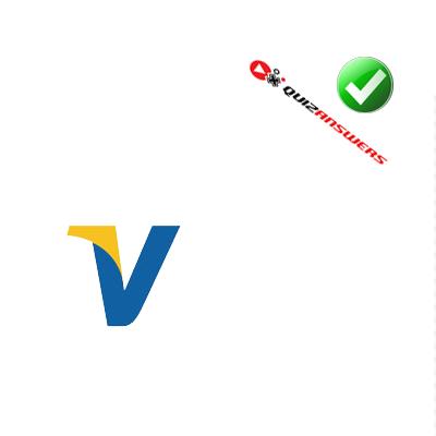 Four Letter V Logo
