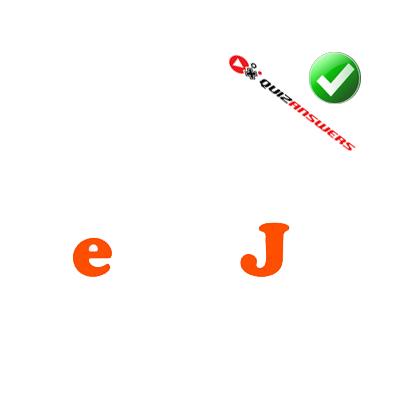 https://www.quizanswers.com/wp-content/uploads/2013/03/orange-e-j-letters-logo-quiz.png