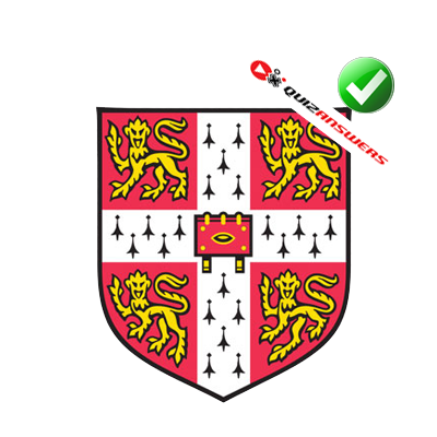https://www.quizanswers.com/wp-content/uploads/2013/03/red-shield-white-cross-four-yellow-lions-logo-quiz.png