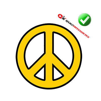 https://www.quizanswers.com/wp-content/uploads/2013/03/yellow-peace-sign-logo-quiz.png