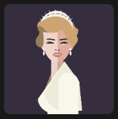 quiz icon princess