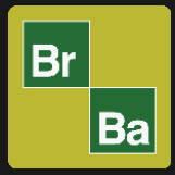 green square with Br Ba sign