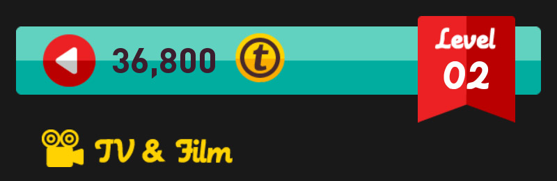 Icon Pop Quiz Tv&Film Level 2 part1