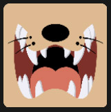 big mouth sharp teeth quiz