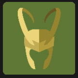horn green mask level 5