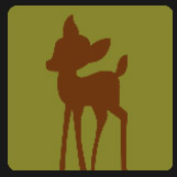 brown deer level 5 icon pop