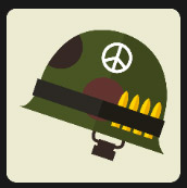 helmet with bullets around quiz