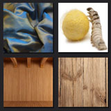 level 11, 4 pics 1 movie, wood, worm