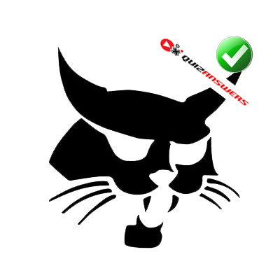 https://www.quizanswers.com/wp-content/uploads/2014/03/black-bobcat-face-logo-quiz.png