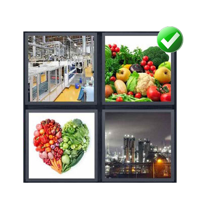 4 pics 1 word 7 letters quiz answers level 2 30 137 produce expocarfo Image collections