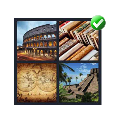 4 Pics 1 Word 7 Letters Quiz Answers Level 6 369 444