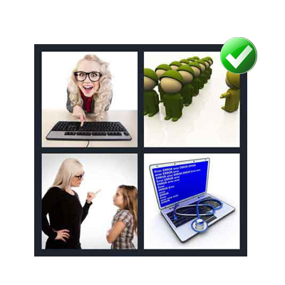 4 Pics 1 Word 7 Letters Quiz Answers Level 7 444 567