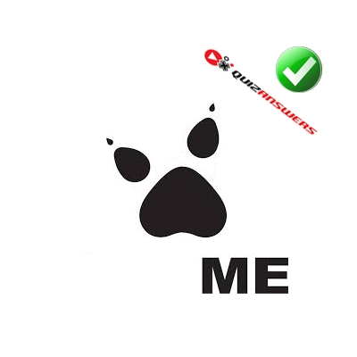 https://www.quizanswers.com/wp-content/uploads/2014/06/black-dog-paw-letters-me-logo-quiz-by-bubble.png