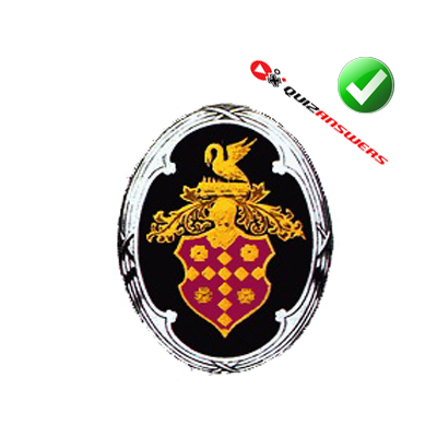 https://www.quizanswers.com/wp-content/uploads/2014/06/gold-swan-gold-red-coat-arms-black-background-logo-quiz-cars.png