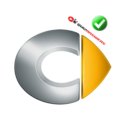 https://www.quizanswers.com/wp-content/uploads/2014/06/silver-letter-c-yellow-arrowhead-logo-quiz-cars.png