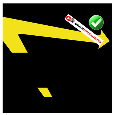 https://www.quizanswers.com/wp-content/uploads/2014/06/yellow-arrow-black-square-logo-quiz-hi-guess-the-brand.png