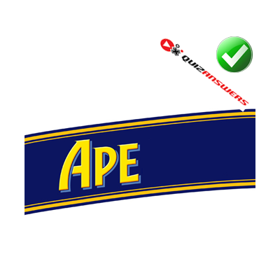 https://www.quizanswers.com/wp-content/uploads/2014/06/yellow-letters-ape-blue-rectangle-logo-quiz-by-bubble.png