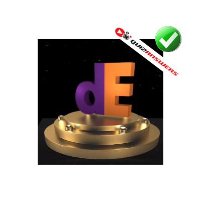 https://www.quizanswers.com/wp-content/uploads/2014/11/purple-d-orange-e-letters-3d-logo-quiz.png
