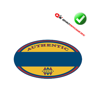 https://www.quizanswers.com/wp-content/uploads/2014/11/yellow-oval-red-word-authentic-blue-band-middle-logo-quiz.png