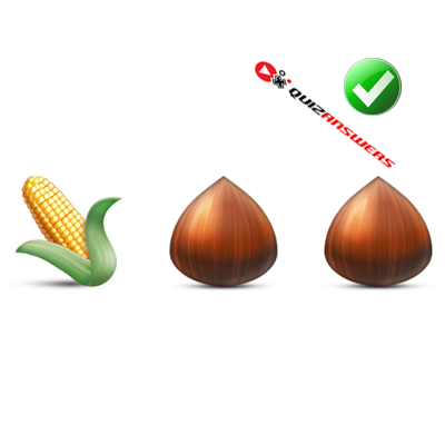 https://www.quizanswers.com/wp-content/uploads/2015/01/corn-cob-two-nuts-guess-the-emoji.png