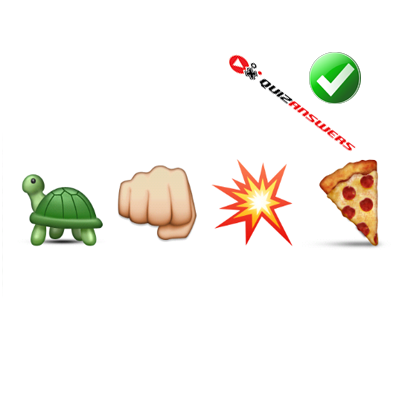 https://www.quizanswers.com/wp-content/uploads/2015/01/turtle-fist-bolt-pizza-slice-guess-the-emoji.png