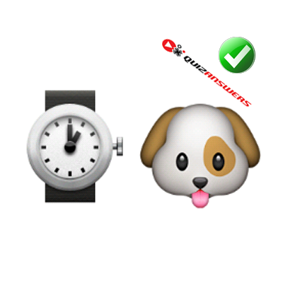 https://www.quizanswers.com/wp-content/uploads/2015/01/wrist-watch-dog-guess-the-emoji.png