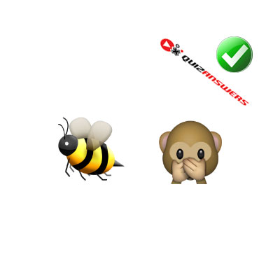 https://www.quizanswers.com/wp-content/uploads/2015/02/bee-mute-monkey-guess-the-emoji.jpg