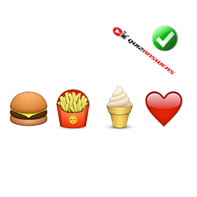 https://www.quizanswers.com/wp-content/uploads/2015/02/burger-fries-ice-cream-heart-guess-the-emoji.jpg