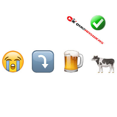 https://www.quizanswers.com/wp-content/uploads/2015/02/cry-face-arrow-beer-cow-guess-the-emoji.jpg