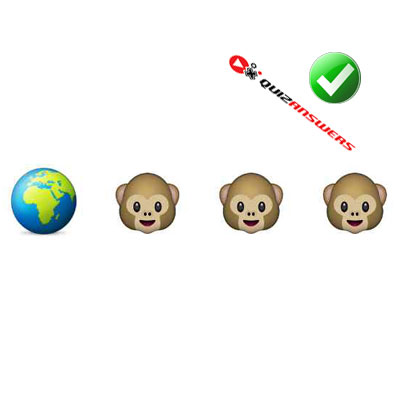 https://www.quizanswers.com/wp-content/uploads/2015/02/earth-three-monkeys-guess-the-emoji.jpg