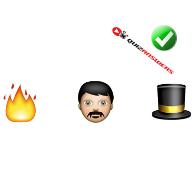 https://www.quizanswers.com/wp-content/uploads/2015/02/flame-man-top-hat-guess-the-emoji.jpg