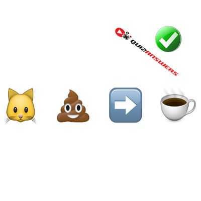 https://www.quizanswers.com/wp-content/uploads/2015/02/fox-excrement-arrow-coffee-guess-the-emoji.jpg