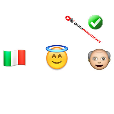 https://www.quizanswers.com/wp-content/uploads/2015/02/italian-flag-angel-old-man-guess-the-emoji.jpg