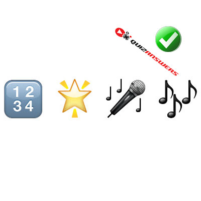 https://www.quizanswers.com/wp-content/uploads/2015/02/numbers-star-microphone-music-guess-the-emoji.jpg