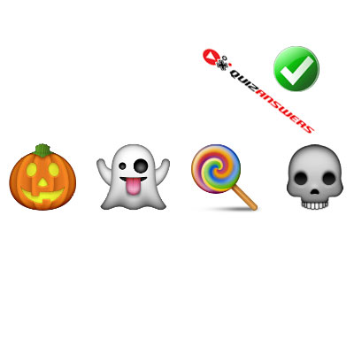 https://www.quizanswers.com/wp-content/uploads/2015/02/pumpkin-ghost-lollipop-skull-guess-the-emoji.jpg