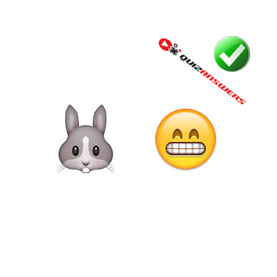 https://www.quizanswers.com/wp-content/uploads/2015/02/rabbit-grinning-face-guess-the-emoji.jpg