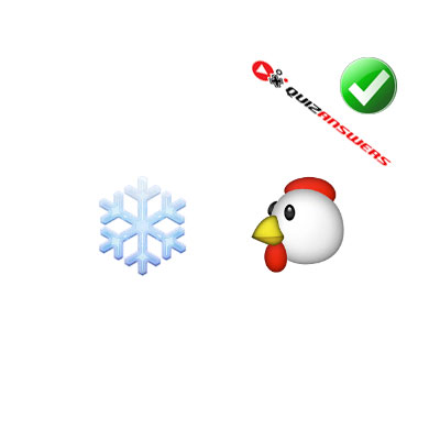 https://www.quizanswers.com/wp-content/uploads/2015/02/snowflake-chicken-guess-the-emoji.jpg