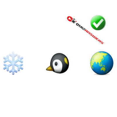 https://www.quizanswers.com/wp-content/uploads/2015/02/snowflake-penguin-earth-guess-the-emoji.jpg